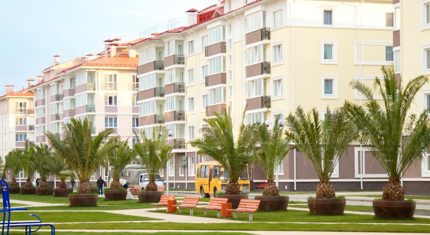 александровский сад сочи отель фото