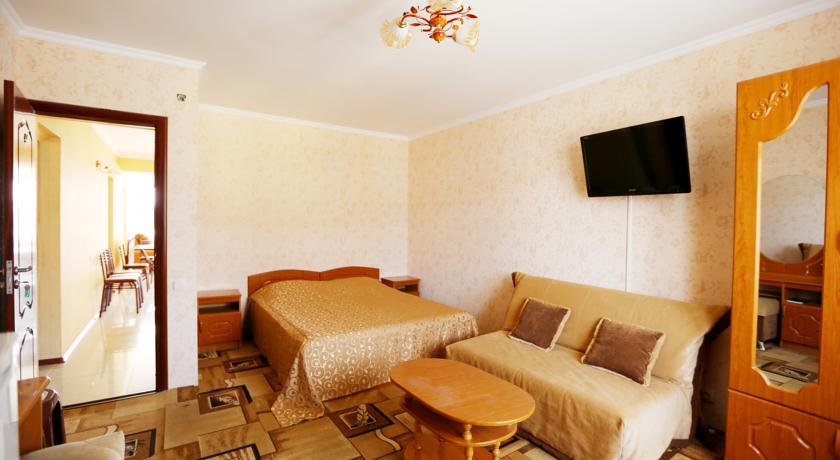 Отель удача лазаревское