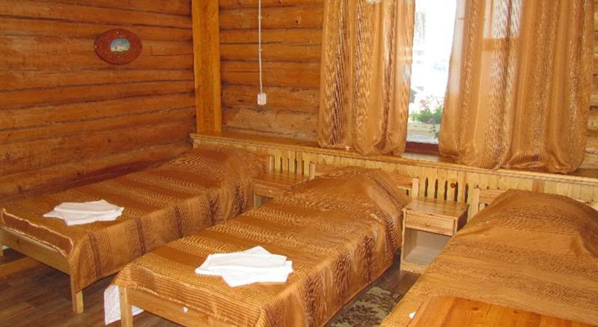 Лисок, гостиница в великом устюге на вотчине деда мороза пирожкам