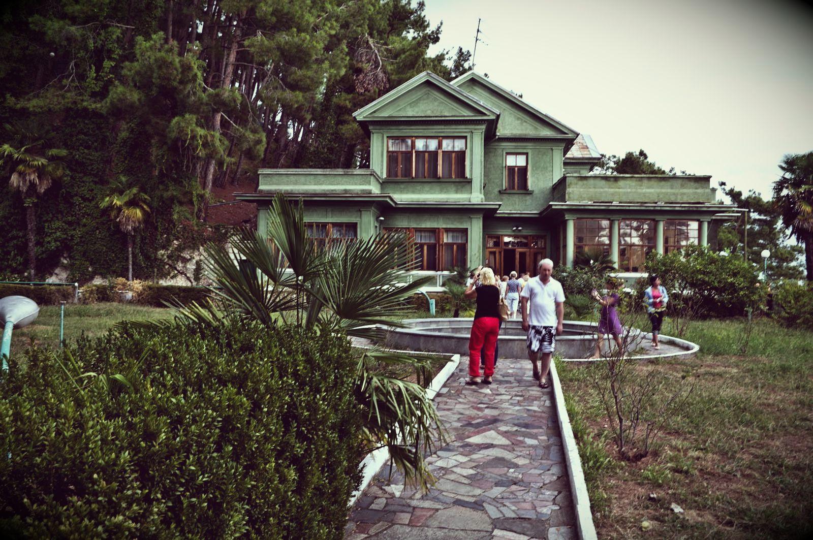 Дом сталина фото 8