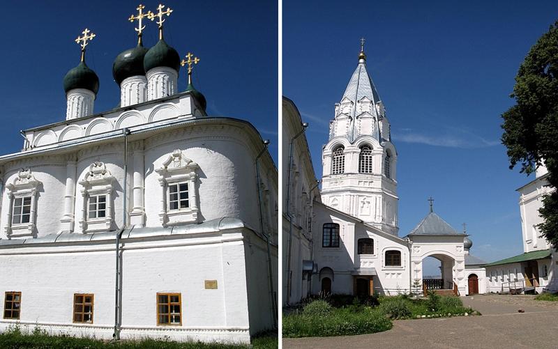 Святыни никитского монастыря в переславле-залесском