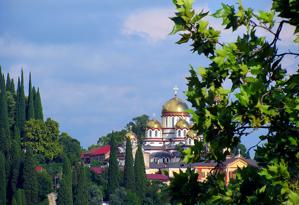 Туры в абхазию из крыма